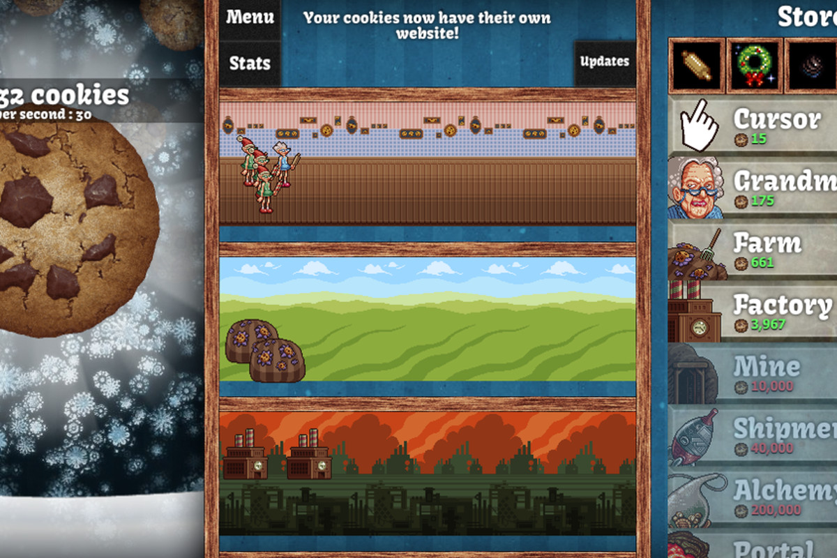 Short note about cookie clicker unblocked games to get it