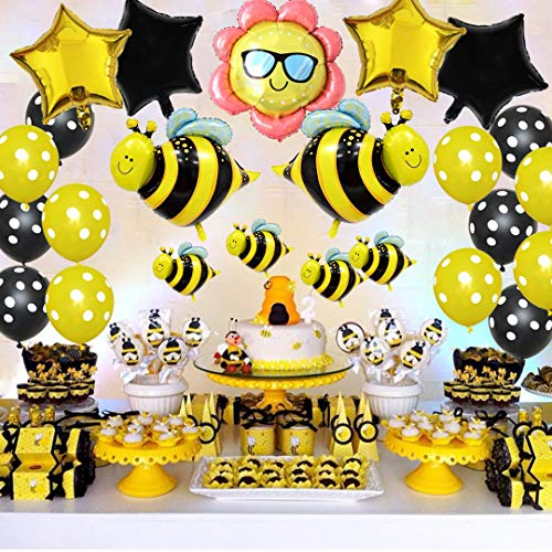 Bee Decoration Is An Innovative Idea For Baby Shower Decorations