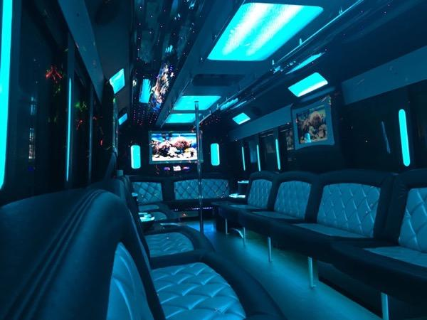 Select party bus service