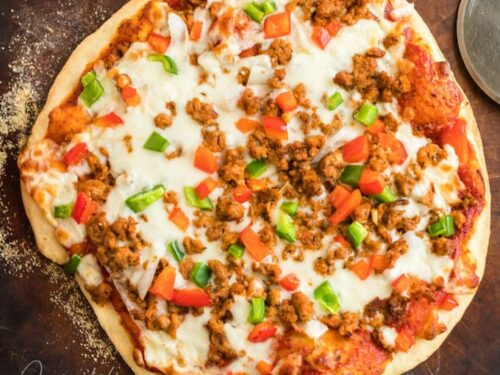Wedding Reception Food Ideas – Pizza is the Best Option