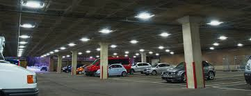 Car park led lighting