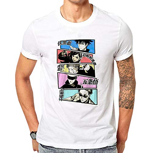 Jujutsu Kaisen T-Shirts
