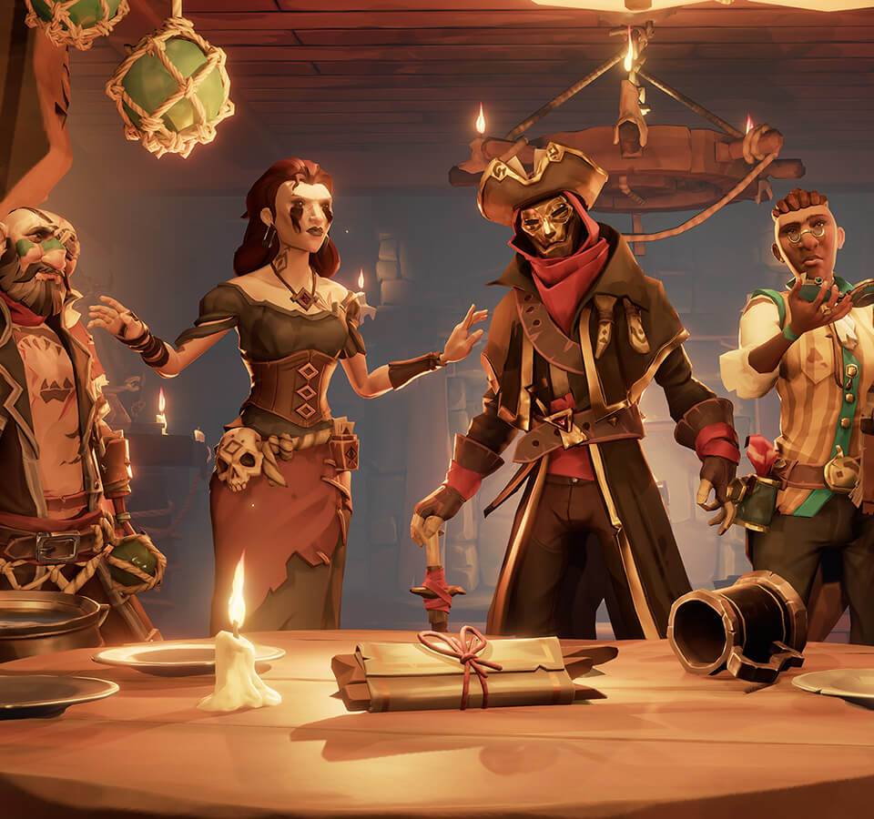 sea of thieves personality test